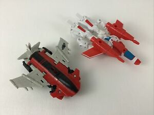 Transformers Mcdonalds Happy Meal Action Figure Lot Figures Jet Plane Airplane