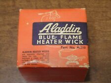 Vintage Aladdin Blue Flame Heater Wick H210 w/ Box Made in Great Britain HTF