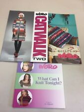 Noro  Knitting Magazine/Books  x  3 (as pictured)