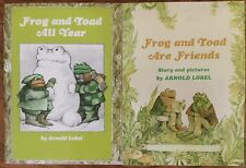 Frog And Toad Books, by Arnold Lobel
