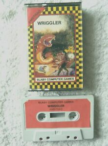 41744 Wriggler - Amstrad CPC (1984)