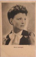 """""""Schauspieler, Theater,  Maria Andergast""""  ca,1945 ♥ (3790)"""