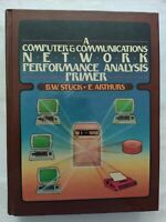 BOOK A COMPUTER E COMMUNICATIONS NETWORK PERFORMANCE ANALYSIS PRIMER 0131639811