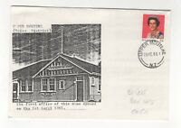 New Zealand Cover 1986 Upper Moutere Post Office  109c