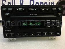 2003-2004 Ford Explorer Expedition 6 CD Changer AM FM COMP Radio 2L1F-18C815-ED