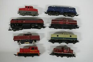 8351/141- Konvolut Roco Lima H0 Lokomotiven