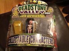 Deadstone Valley Solo Figura Paquete. rara coleccionistas artículo. Nuevo en Embalaje