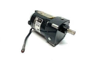 Bodine NSH-11D3 Gearmotor 115V 1/50HP 288RPM