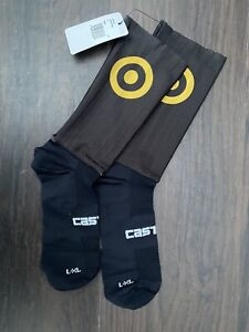 Castelli Aero Socks Mod Gold RAF L/Xl Tour De France
