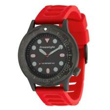 Freestyle Ballistic Diver Watch 200 meter Water Resistant Watch 10024398 Red