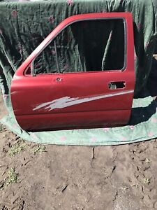 1992 Toyota Pickup OEM LH Door With Vent Window