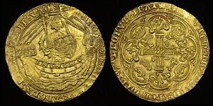 RARE RICHARD II GOLD NOBLE