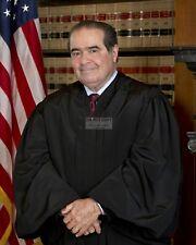 ANTONIN SCALIA SUPREME COURT JUSTICE - 8X10 PHOTO (ZY-763)