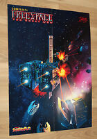 Descent / Conflict FreeSpace The Great War / Dead or Alive rare  Poster 56x42cm