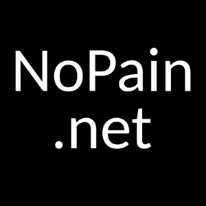 NoPain.net - premium domain name - No reserve!