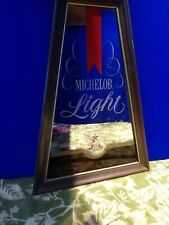 Michelob Light Advertising Mirror