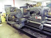 """48"""" x 116"""" American CNC Engine Lathe with MachineMate Control"""