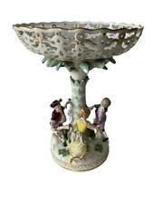 Antique Meissen Porcelain Centerpiece Group