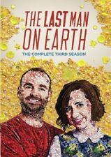 THE LAST MAN ON EARTH -  COMPLETE SEASON 3  -  DVD - UK Region 2 Compatible
