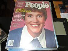 People Magazine , Julie Andrews , 3//14/77 , Boston:Rock Band , Ned Beatty