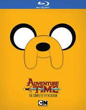 Adventure Time: Season 5 (Blu-ray Disc, 2015, 2-Disc Set)