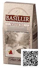 Basilur Tea - Four Seasons Winter Tea 100g Loose Leaf In Packet - Ceylon Tea