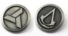 Assassin's Creed Style 3D Enamel Pin Badge / Brooch - Assassins Guild Abstergo