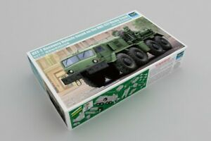 Trumpeter 1/35 01079 KET-T Recovery Vehicle Based on the MAZ-537 Heavy Truck