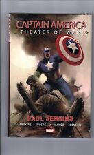 CAPTAIN AMERICA, Theater of War, Marvel Comics, Hard Cover SEALED (CC2)