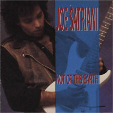 *NEW* CD Album Joe Satriani - Not Of This Earth (Mini LP Style Card Case)