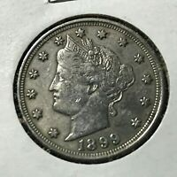 1899 LIBERTY NICKEL IN HIGHER GRADE