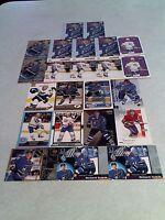 *****Richard Zednik*****  Lot of 23 cards.....14 DIFFERENT / Hockey