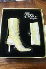 Just The Right Shoe ~ Perfectly Python Collector Set ~ No. 12227 of 17500