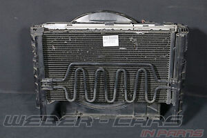 BMW 3er E92 E90 320d 335d Automatic Cooling Fan Package Radiator Fan 600W