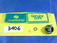 1 Shimano Symètre 1000 2000 3000 écrou manivelle, manche vis cap Rèf. 3406