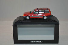 Minichamps 1:43 Opel Kadett Caravan Red perfect mint in box