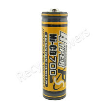 1 x AA 700mAh 1.2V NI-CD rechargeable battery CELL RC 2A KR6 HYPER PS