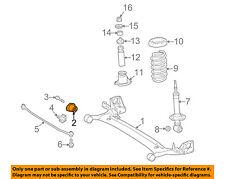 TOYOTA OEM 14-18 Corolla Rear Suspension-Axle Beam Bushing 4872502350