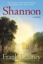 Shannon: A Novel of Ireland by Delaney, Frank
