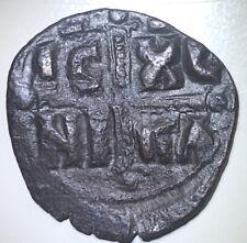 Byzantine Empire Michael IV 1034-1041 AE Follis (Class C), 6.82g