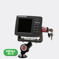 Durasafe ELock - 2pk Lock Combo for SMALL Swivel Mounts (EL-5 Suits Most Models)