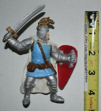 Advanced Dungeons & Dragons HEROIC MEN-AT-ARMS Knight 1983 loose LJN Figure AD&D