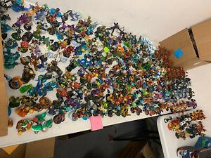 Lot of 325+ Sklyanders Figures