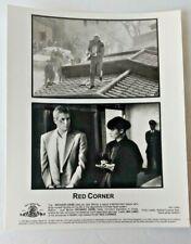 "RICHARD GERE, ""RED CORNER"" MOVIE PRESS KIT PHOTO. 1997 BLACK, WHITE, GERE & LING"