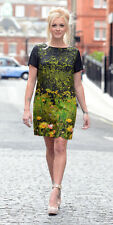 BNWT Fearne Cotton Floral Meadow Print Shift Evening Occasion Dress Size 10 NEW