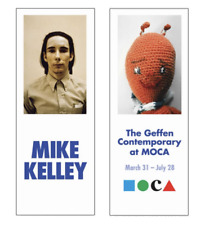Mike Kelley Huge Exhibition Street Banner 2014, an artist featured by Supreme