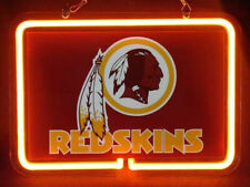 Washington Redskins Neon Light Sign