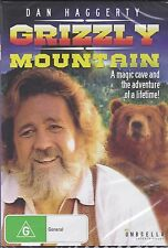 GRIZZLY MOUNTAIN -  Dan Haggerty, Dylan Haggerty, Nicole Lund- DVD