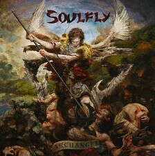 SOULFLY - ARCHANGEL - CD+DVD NEW SEALED 2015 DIGIPACK
