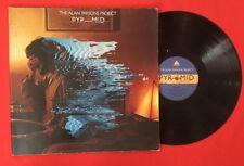 ALAN PARSONS PROJECT PYRAMID 201129 ARISTA 1978 G+ VINYLE 33T LP